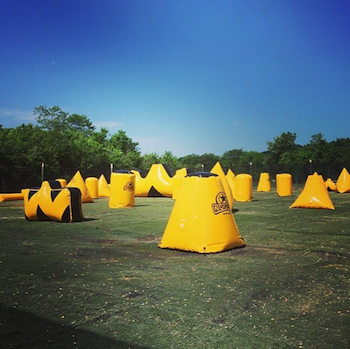 2-Person Entry to Pittsburgh Paintball Park & Supply in Greentree!