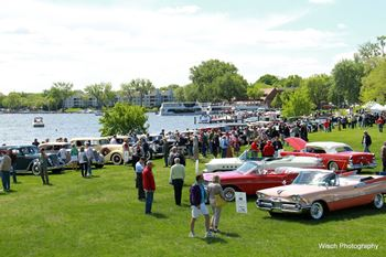 July 22 Historic Boat, Car, Motorcycle Show on Lake Minnetonka- 2 for 1 tickets