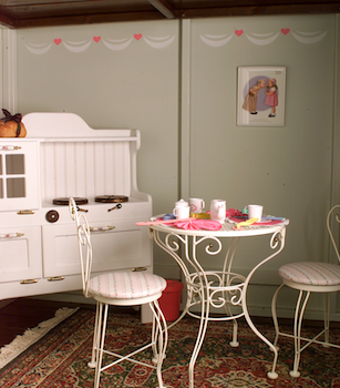 Princess Cottage from Lilliput Play Homes!