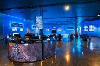 Coliseum X Laser Tag