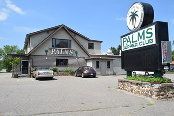 Get a $25 Voucher for $12.50 for Lunch 11am - 4pm to The Palms Supper Club in Weston