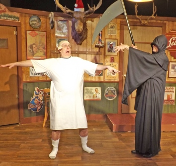 A Don't Hug Me Christmas Carol at Chaska Community Center Theater 11/30/2018 - 12/30/2018