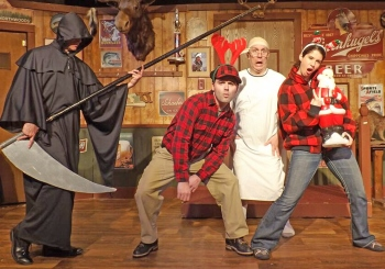 A Don't Hug Me Christmas Carol at Chaska Community Center Theater 11/30/2018 - 12/30/2018