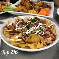 Taste the Town @ Tap 216