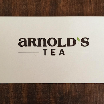 Dining at Arnolds Coffee and Tea in Northside!