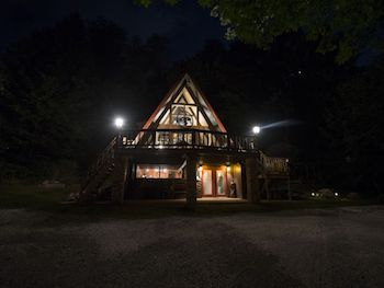 Weekend Stays at Tall Cedar Chalet near Seven Springs!