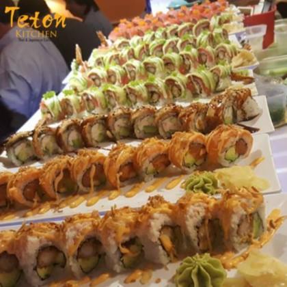 1/2 off Teton Kitchen Thai & Japanese Cuisine in Depew!