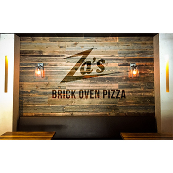 Za's Brick Oven Pizza