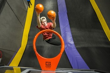 Toddler Time for 2 at Get Air!