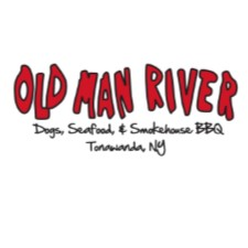 $15.00 worth of Food and Drink for only $7.50 at Old Man River