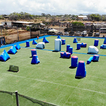Hawaii Extreme Paintball - Half Price Package