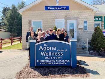 1 Hour Massage from Agona Center of Wellness in White Oak!