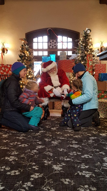 Christmas at the Castle Tickets 50% off  at Castle in the Clouds!