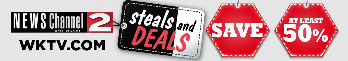 Wktv Com Steals Deals