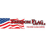 Freedom Flag and Pole - American Flag, Pole and Mounting Bracket