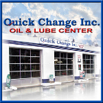 Quick Change Oil or Amerilube 10 Minute Oil Change - Oil Change Voucher