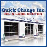 Quick Change Oil or Amerilube 10 Minute Oil Change - Oil Change Voucher