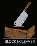 BLOCK AND CLEAVER ARTISAN MEATS: 1/2 OFF $50 VOUCHER