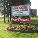 Awesome Auto Sales and Towing Rye Seeds