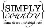 Simply Country - 2/$25 Vouchers