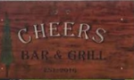 Cheers Bar and Grill: 1/2 $50 vouchers
