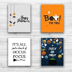 "Halloween Wall Prints - 8"" x 10"" Frame Ready Prints"