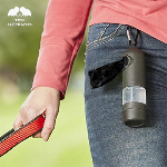 Two Elephants™ Poop Bag Dispenser & Hand Sanitizer Pod - $14.99 with FREE Shipping!