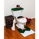 Santa Claus Toilet Seat Cover - $21.99 With FREE Shipping!