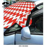 Two Elephants™ Fabric Winter Windshield Cover - $9.99 With FREE Shipping