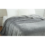 """50"""" X 60"""" Ultra Soft Micro-Fleece Throw Blanket - $24.99 with FREE Shipping!"""