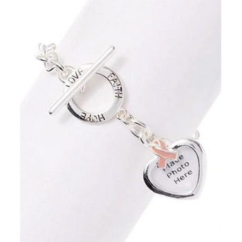 Breast Cancer Bracelets - $15.75 with FREE Shipping!