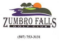 Zumbro Falls Golf Club-$40.00 Voucher