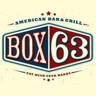BOX 63 AMERICAN BAR & GRILLL