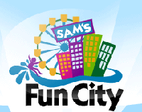 Sam's Fun City Water And Amusement Park Catalina Combo