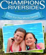 Champions Riverside Resort-2 Nights Camping