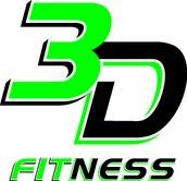 3D Fitness/Life Fitness - SINGLE'S MEMBERSHIP