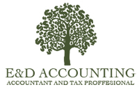 E & D Tax and Accounting