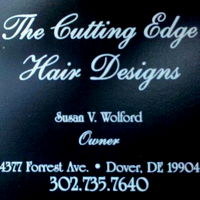 The Cutting Edge Hair Designs