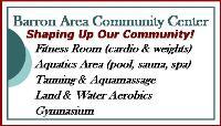 Barron Area Community Center