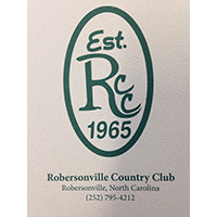 A Round of Golf at Robersonville Country Club