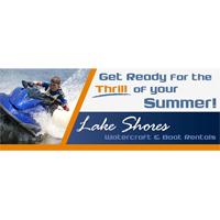 LAKE SHORES WATERCRAFT & BOAT RENTAL