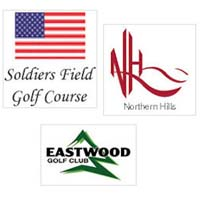 Rochester City Golf Courses-Pair of 18 Hole Passes
