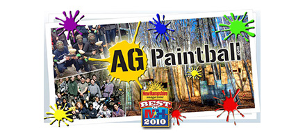 AG Paintball - Silver Package (includes rental equipment, thermal mask and 1000 paintballs per person)