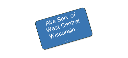 Aire Serv of West Central Wisconsin - $250 off a New High Efficiency Furnace System
