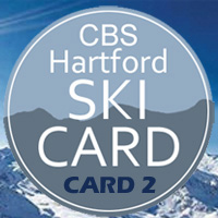 CBS Hartford Ski Card 2