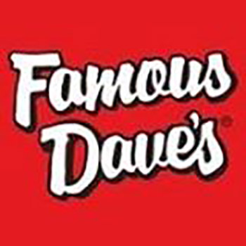 Famous Dave's-Feast for Two