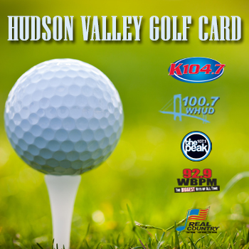 Hudson Valley Golf Card