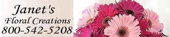 $50 Janet's Floral Creations Gift Card