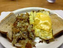 A.M. Diner $20 for $10