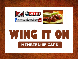 WTRF  Wing It On Card